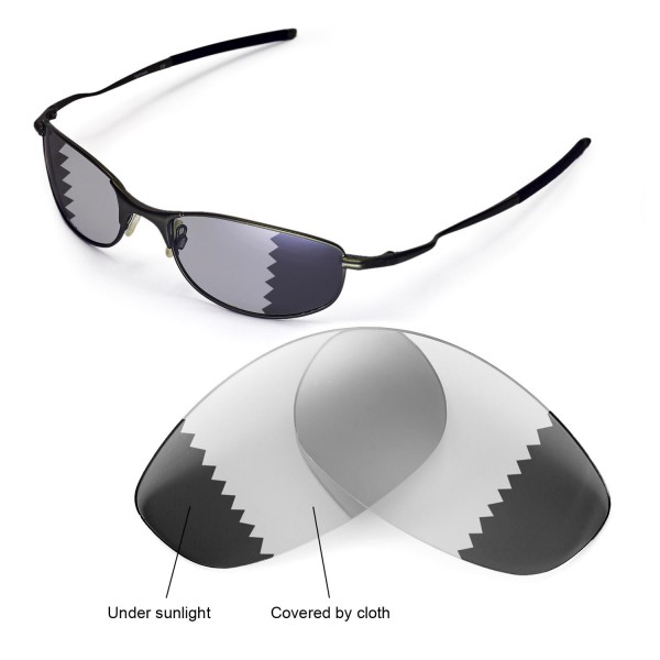 93d68ad404eab New Walleva Polarized Transition Photochromic Replacement Lenses ...