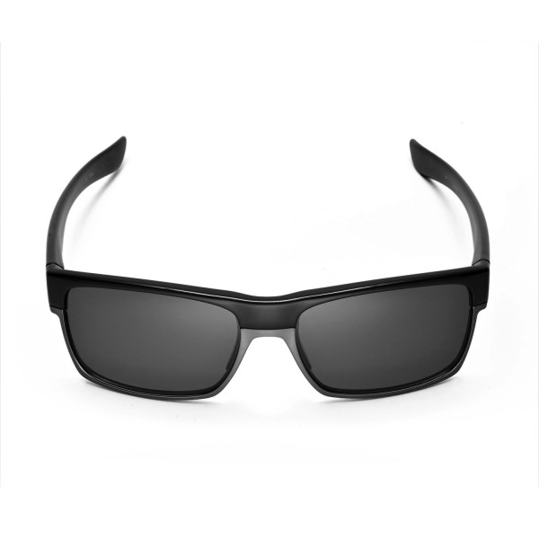 bc26e57a9f New Walleva Black Replacement Lenses for Oakley TwoFace Sunglasses. Color    Non-Polarized Lenses   Black