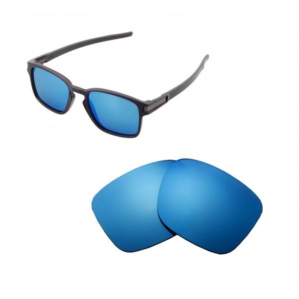 14bd3d9b32 ... Oakley Latch SQ Sunglasses. Color   Polarized Lenses   Ice Blue