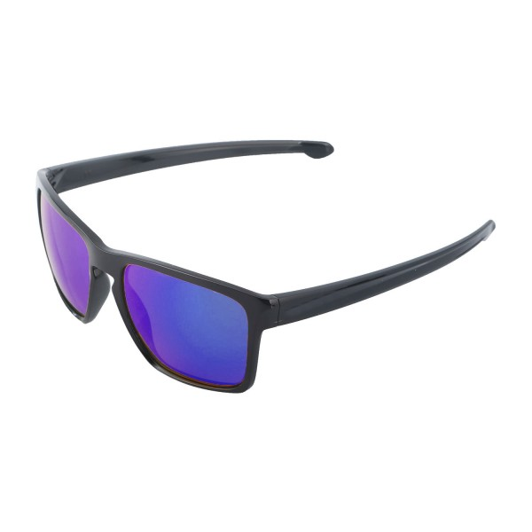 b806512a5b New Walleva Purple Polarized Replacement Lenses For Oakley Sliver XL  Sunglasses. Color   Polarized Lenses   Purple