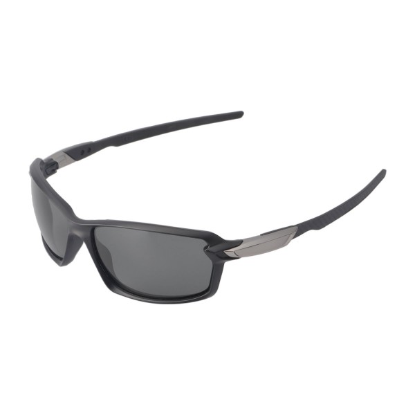 910aeb51abd New Walleva Black Polarized Replacement Lenses For Oakley Carbon ...