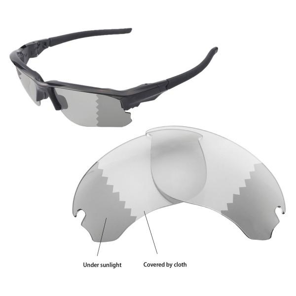 794e84dd5d New Walleva Transition Photochromic Polarized Replacement Lenses For Oakley  Flak Draft Sunglasses. Color   Polarized Lenses   Transition