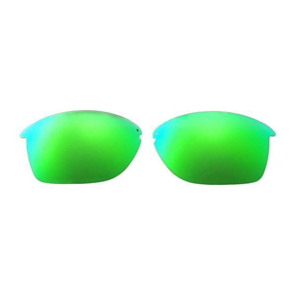 dda90a362db New Walleva Emerald Polarized Replacement Lenses For Oakley Unstoppable  Sunglasses. Color   Polarized Lenses   Emerald