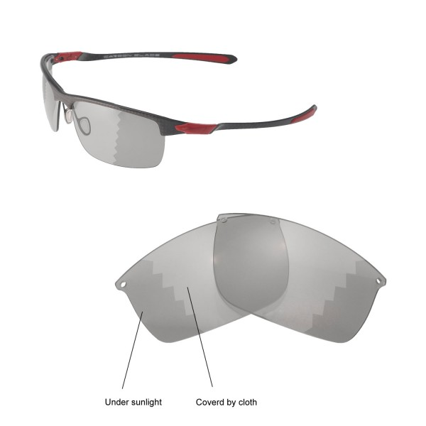 ad71b946c5c1 ... Replacement Lenses For Oakley Carbon Blade Sunglasses. Color   Polarized  Lenses   Transition
