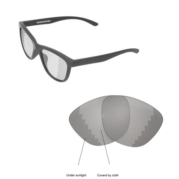 460abe84ad ... Oakley Moonlighter Sunglasses. Color   Polarized Lenses   Transition