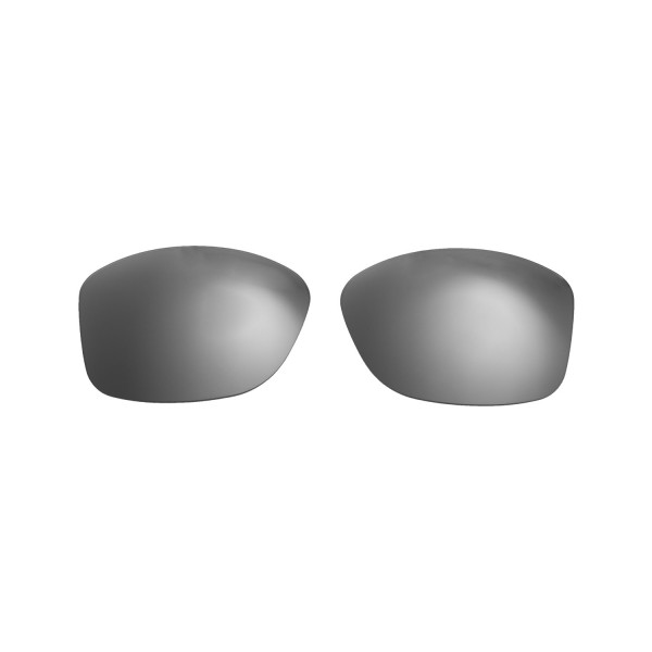 976bc00f98787 New Walleva Titanium Polarized Replacement Lenses For Oakley Cohort  Sunglasses. Color   Polarized Lenses   Titanium