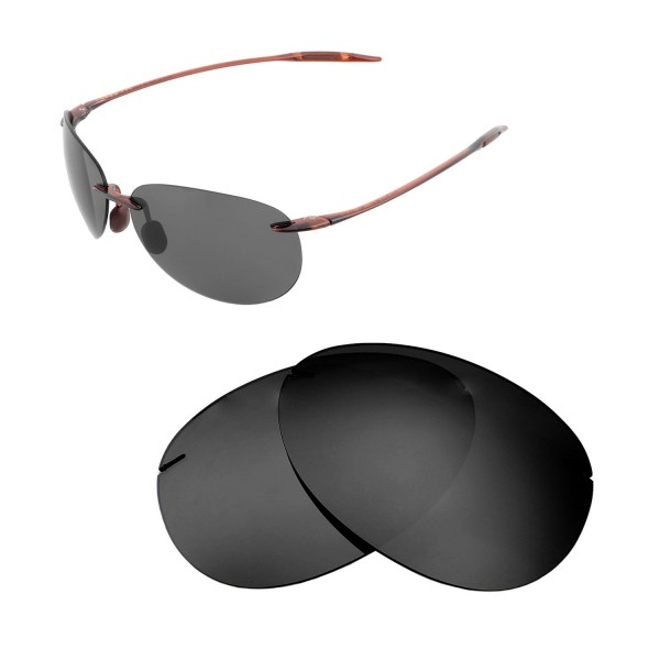 Multiple Options New Walleva Replacement Lenses For Maui Jim Sugar Beach