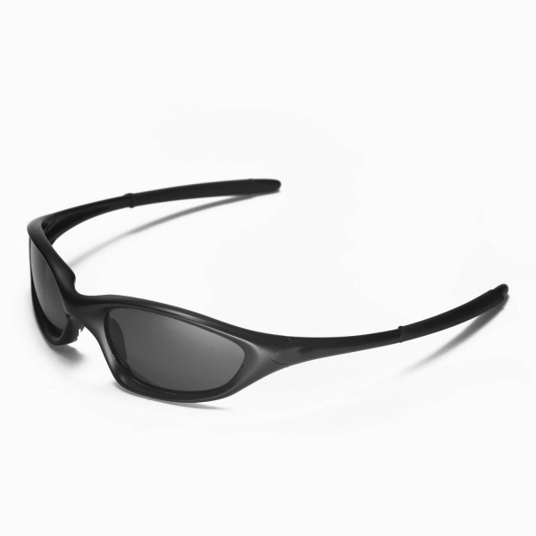 60f97ba2cc Walleva Replacement Lenses for Oakley XX Old Twenty (before 2011 version)  Sunglasses - Multiple Options Available (Black - Polarized)
