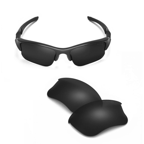 bc80d8a13a9 ... Oakley Flak Jacket XLJ Sunglasses. Color   Mr. Shield Polarized Lenses    Black