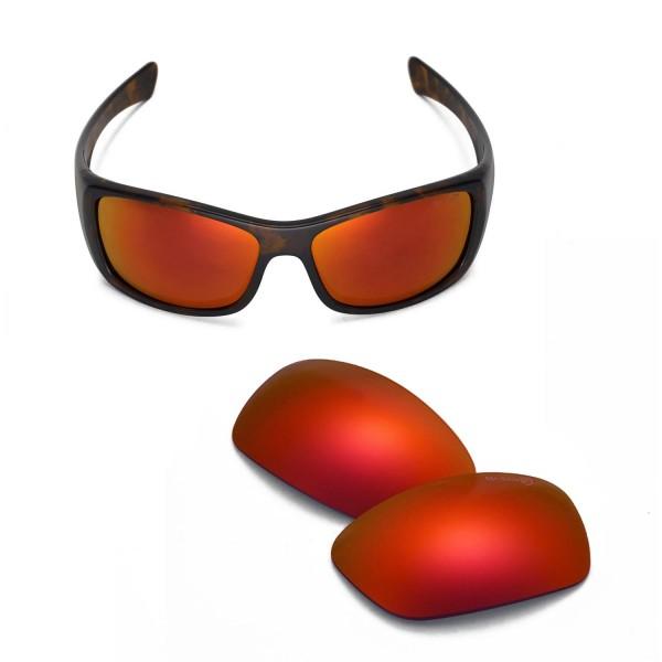 d60b3c55a8e ... Oakley Hijinx Sunglasses. Color   Mr. Shield Polarized Lenses   Fire Red