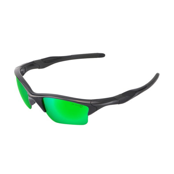 c8f94b2663 ... Oakley Half Jacket 2.0 XL Sunglasses. Color   Mr. Shield Polarized  Lenses   Emerald