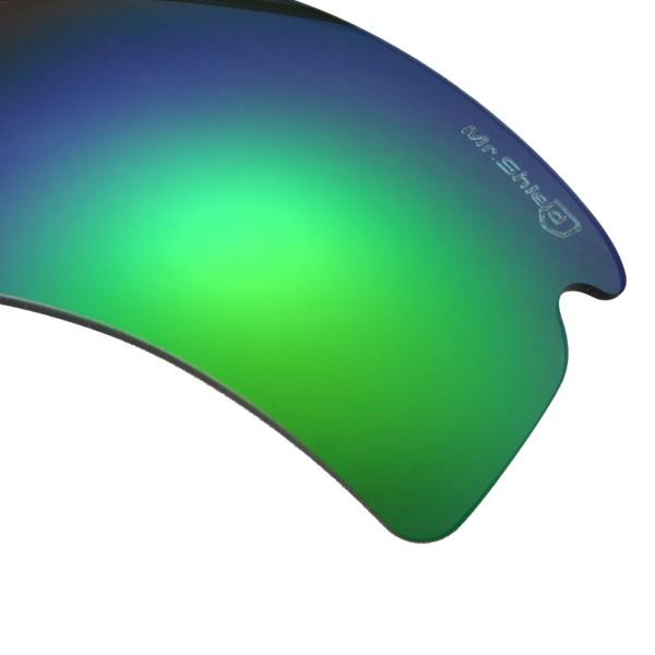 f52b4f951c5 ... Flak 2.0 XL Sunglasses. Color   Mr. Shield Polarized Lenses   Emerald