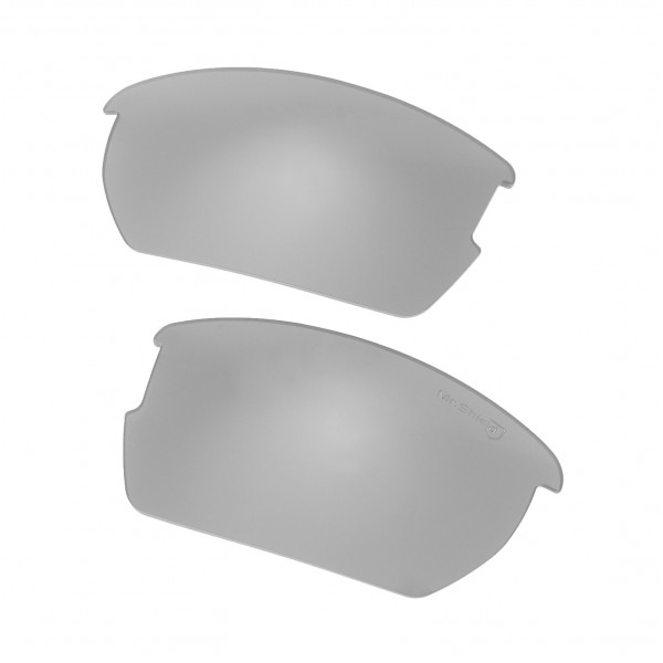 6449c8f090 Walleva Mr.Shield Titanium Polarized Replacement Lenses for Oakley Wiley X  Valor Sunglasses