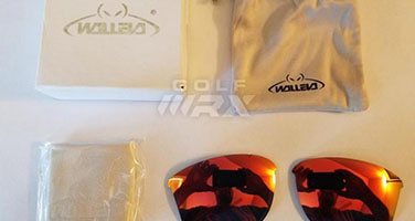 Review: Walleva Lenses for Oakley Half Jacket XLJ & Half Jacket 2.0 XL