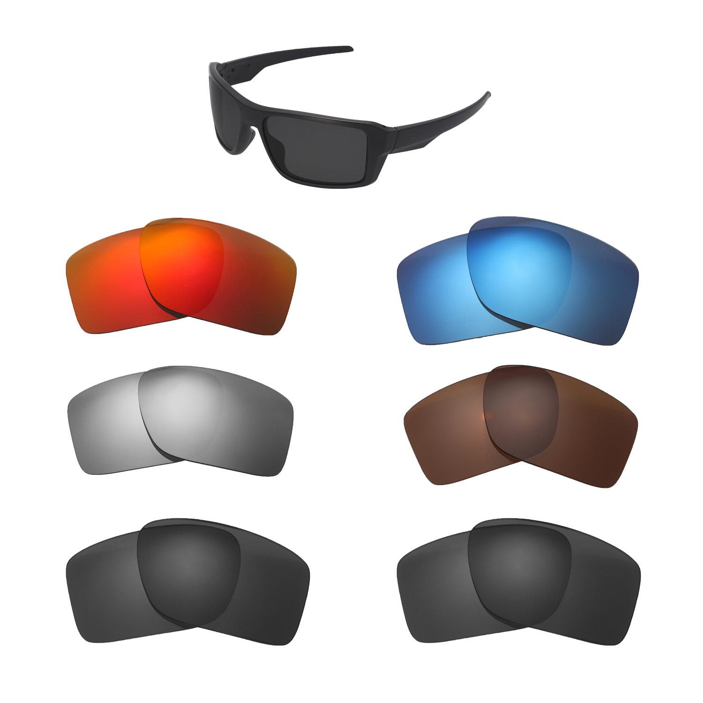 744e2316a8 Details about Walleva Replacement Lenses for Oakley Double Edge Sunglasses  - Multiple Options