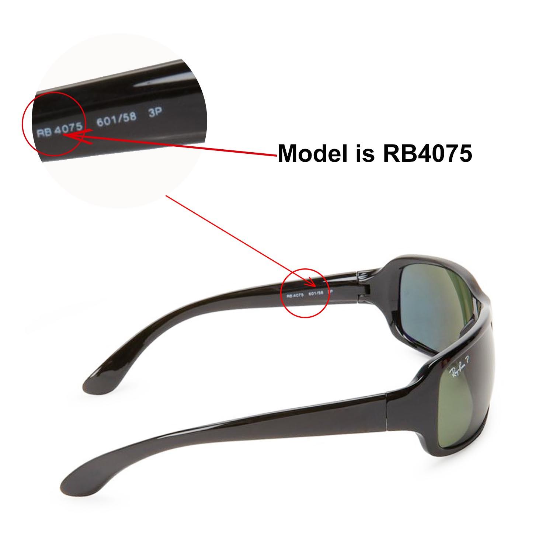 f4054dd86d3 Ray Ban Rb4075 Ebay
