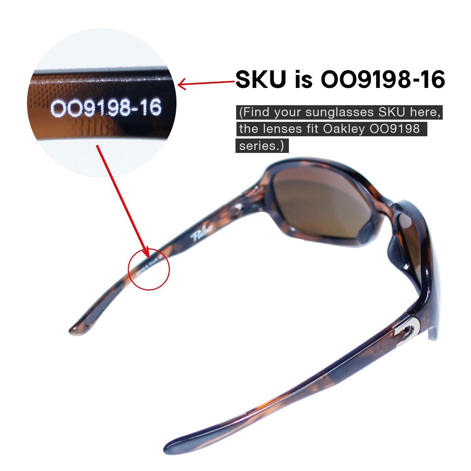 1dc308c619 Walleva Replacement Lenses for Oakley Pulse Sunglasses-Multiple ...
