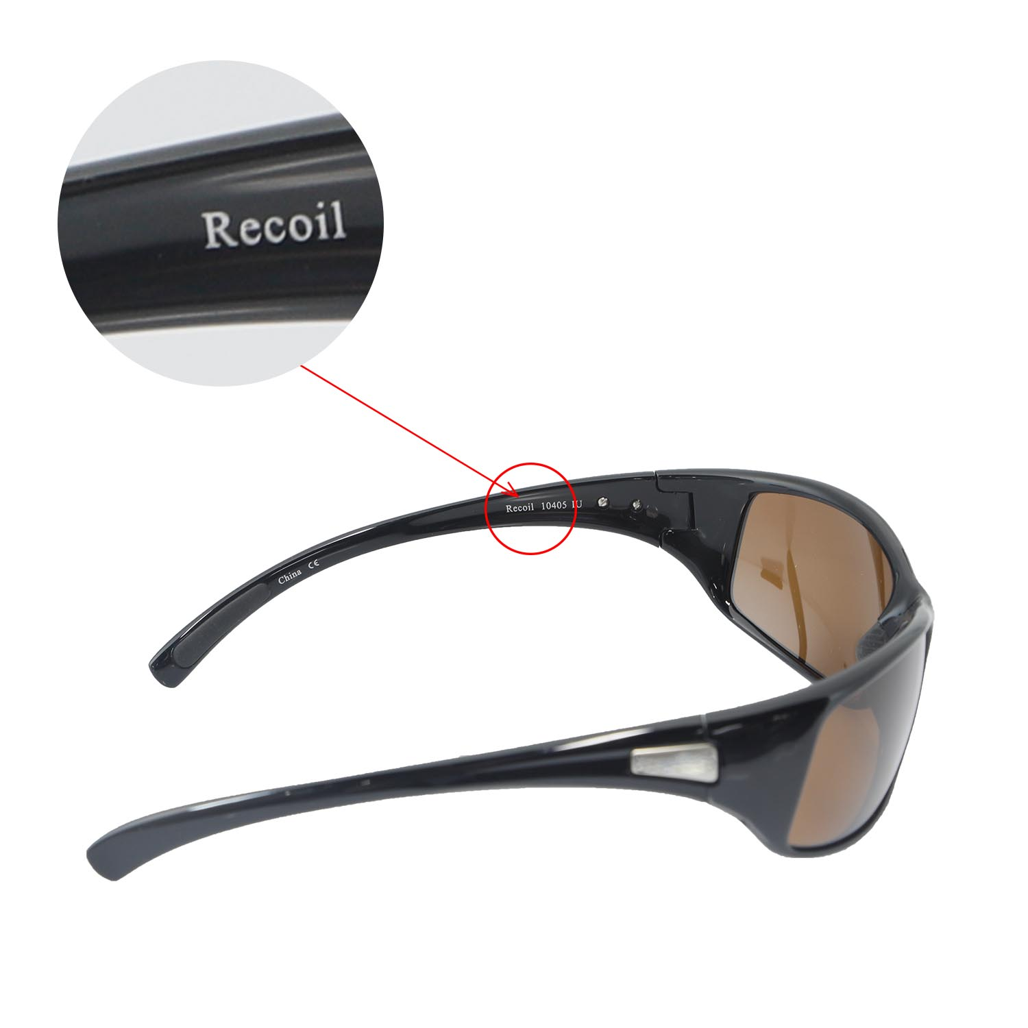 4327498ce27 Walleva Replacement Lenses for Bolle Recoil Sunglasses-Multiple ...