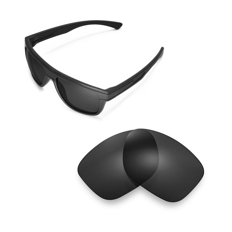 1a438713488 Walleva Replacement Lenses for Oakley Breadbox Sunglasses-Multiple ...