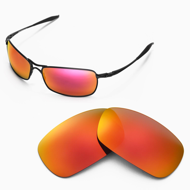 2bbdfa7d2b2 Walleva Polarized Lenses For Oakley Crosshair 2.0 - Selected Color x1