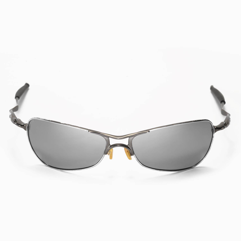 ab263112267 Walleva Polarized Titanium Lenses for Oakley Crosshair 1.0 x1  Walleva  Microfiber Lens Cleaning Cloth x1