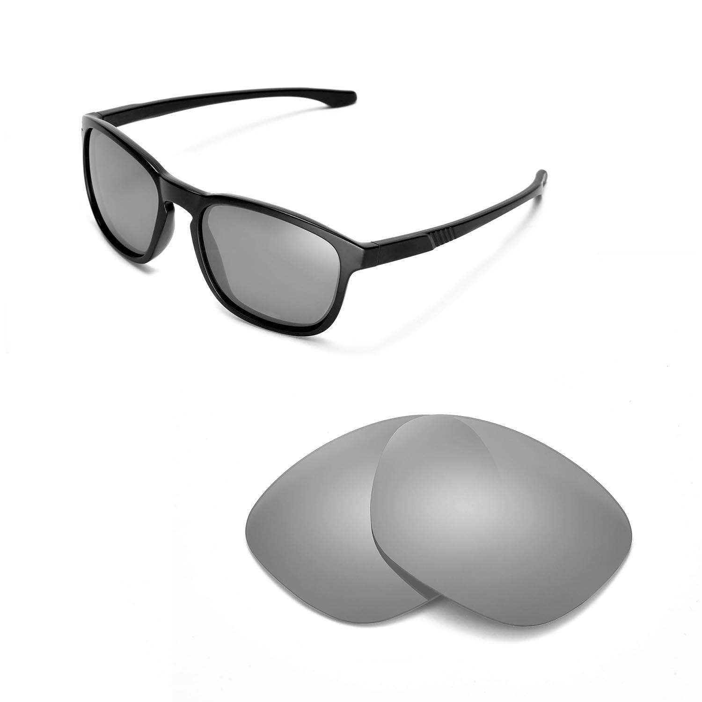 bdbcd176889 Detalhes sobre Novas lentes Walleva polarizadas de titânio para Oakley  Enduro Óculos De Sol- mostrar título no original