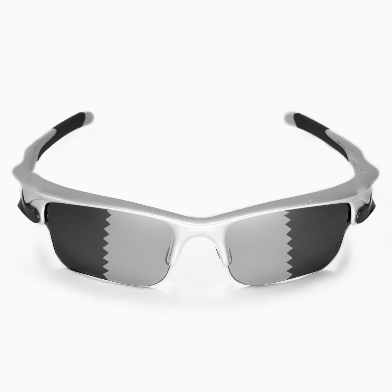 b98c2dcb84 New Walleva Polarized Transition Photochromic Lenses For Oakley Fast Jacket  XL