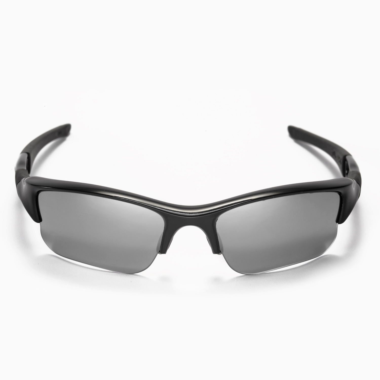 New Walleva Polarized Black Titanium Lenses For Oakley