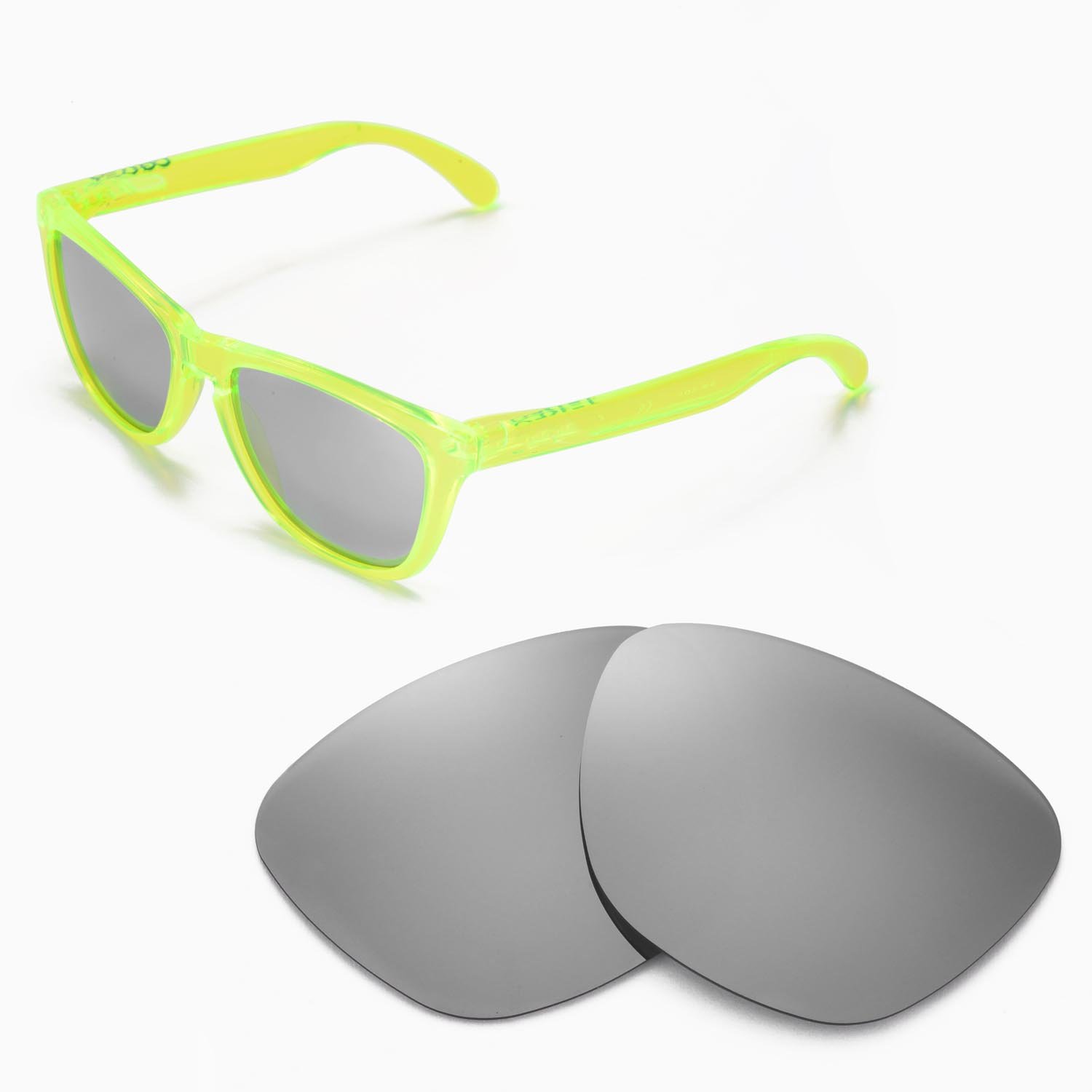 918b5c2a9c9 New Walleva Polarized Titanium Lenses For Oakley Frogskins ...