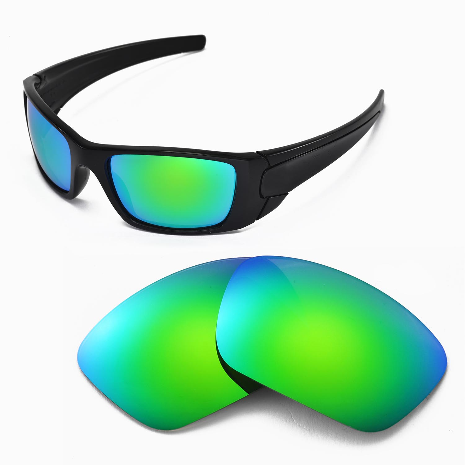 7083c8dab38 Walleva Replacement Lenses for Oakley Fuel Cell Sunglasses ...