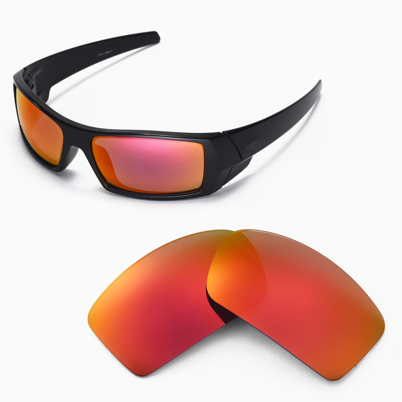 edd218ad88 Walleva Replacement Lenses for Oakley Gascan Sunglasses - Multiple ...