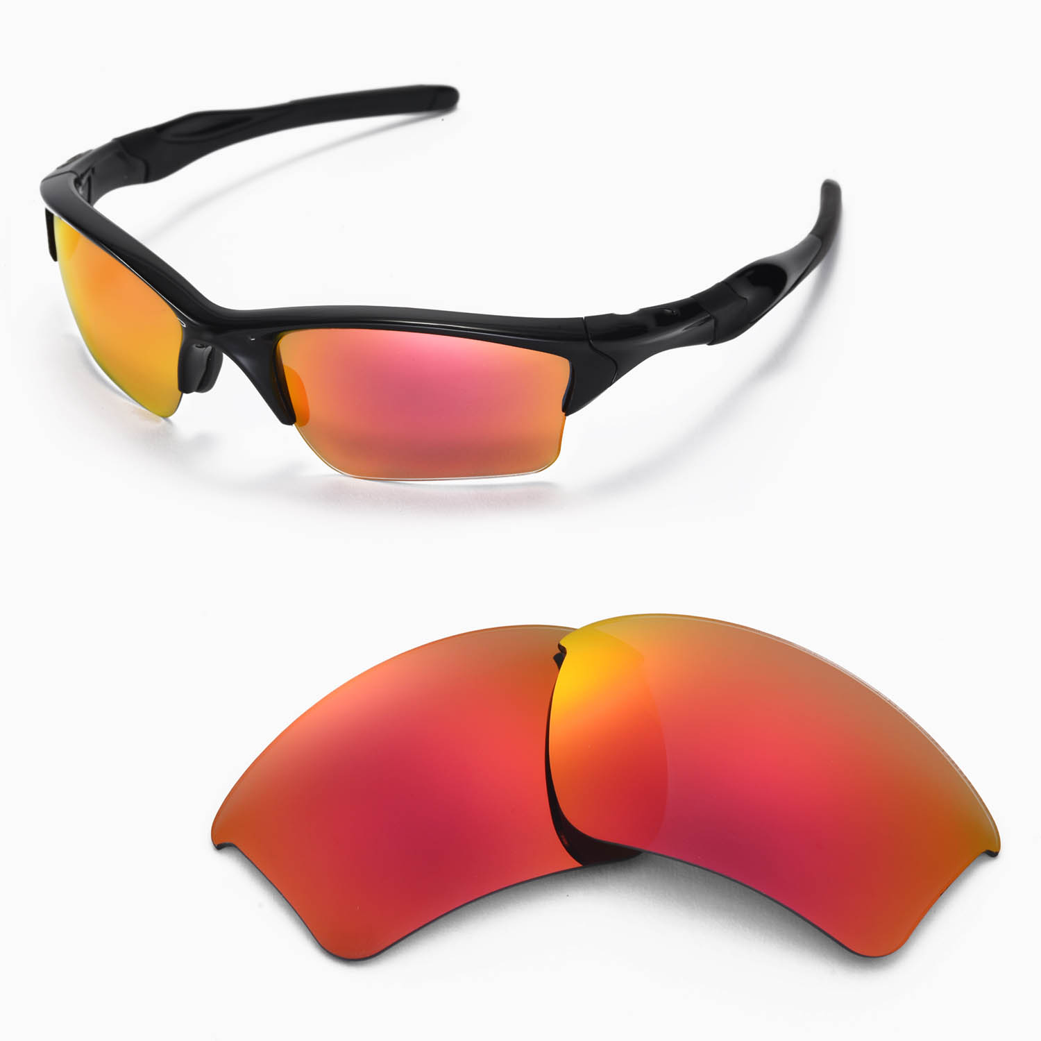Oakley Half Jacket 2 0 Xl >> Details About Walleva Replacement Lenses For Oakley Half Jacket 2 0 Xl Multiple Options