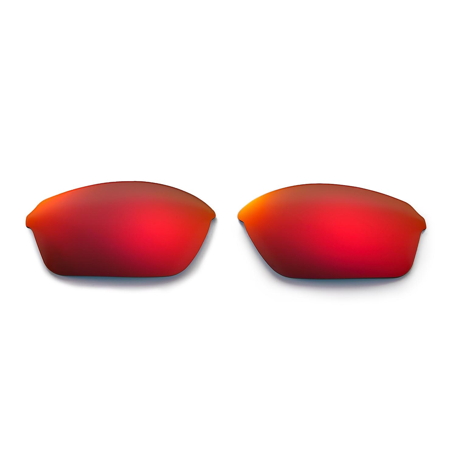 e89fc4e6f9 usa new walleva polarized fire red lenses for oakley half wire xl a2ca0  7ae8b