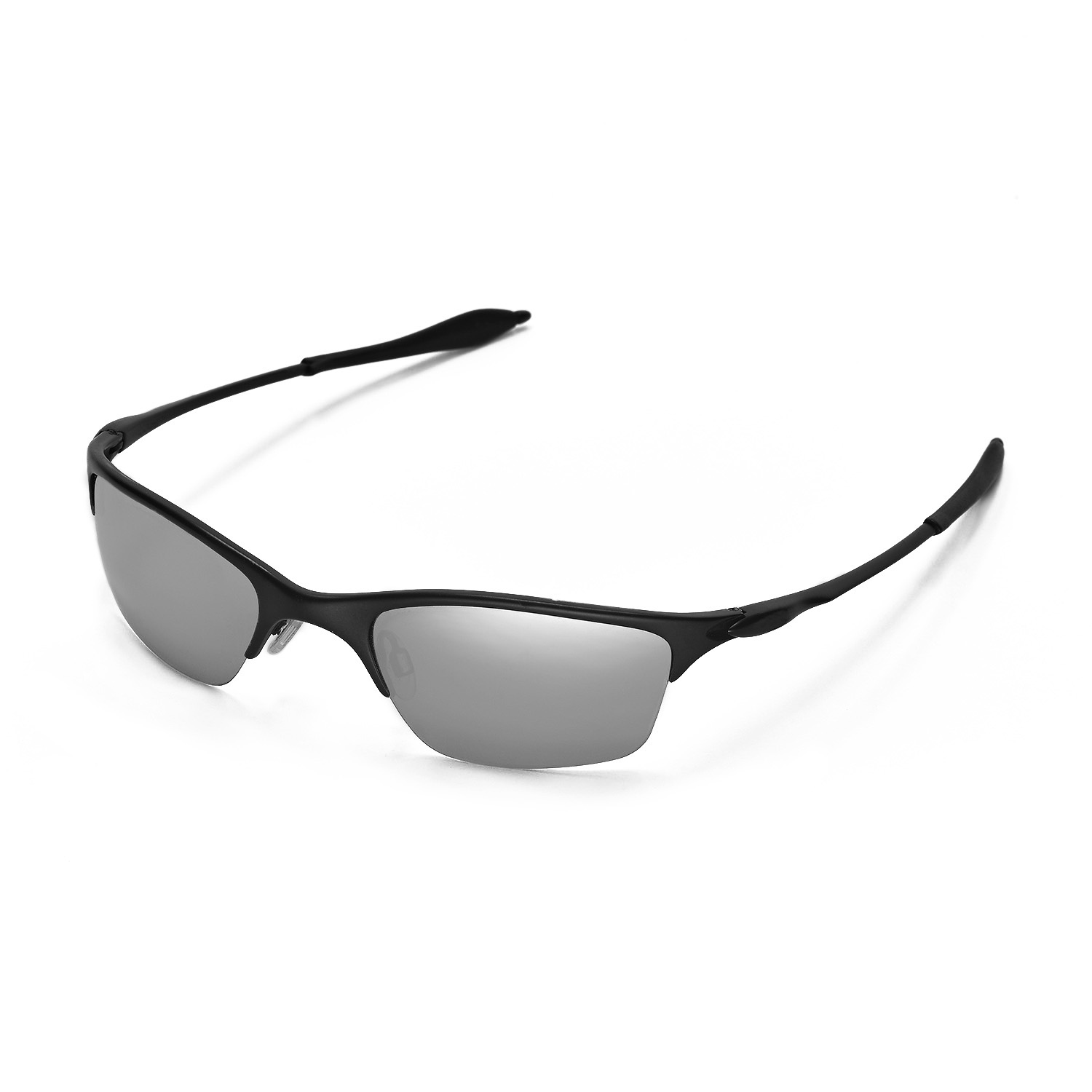 79015fbe81be New WL Polarized Titanium Replacement Lenses For Oakley Half Wire XL ...