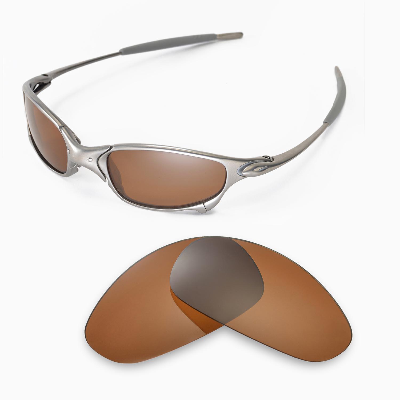 0b555afa56 Walleva Replacement Lenses for Oakley Juliet Sunglasses - Multiple Options