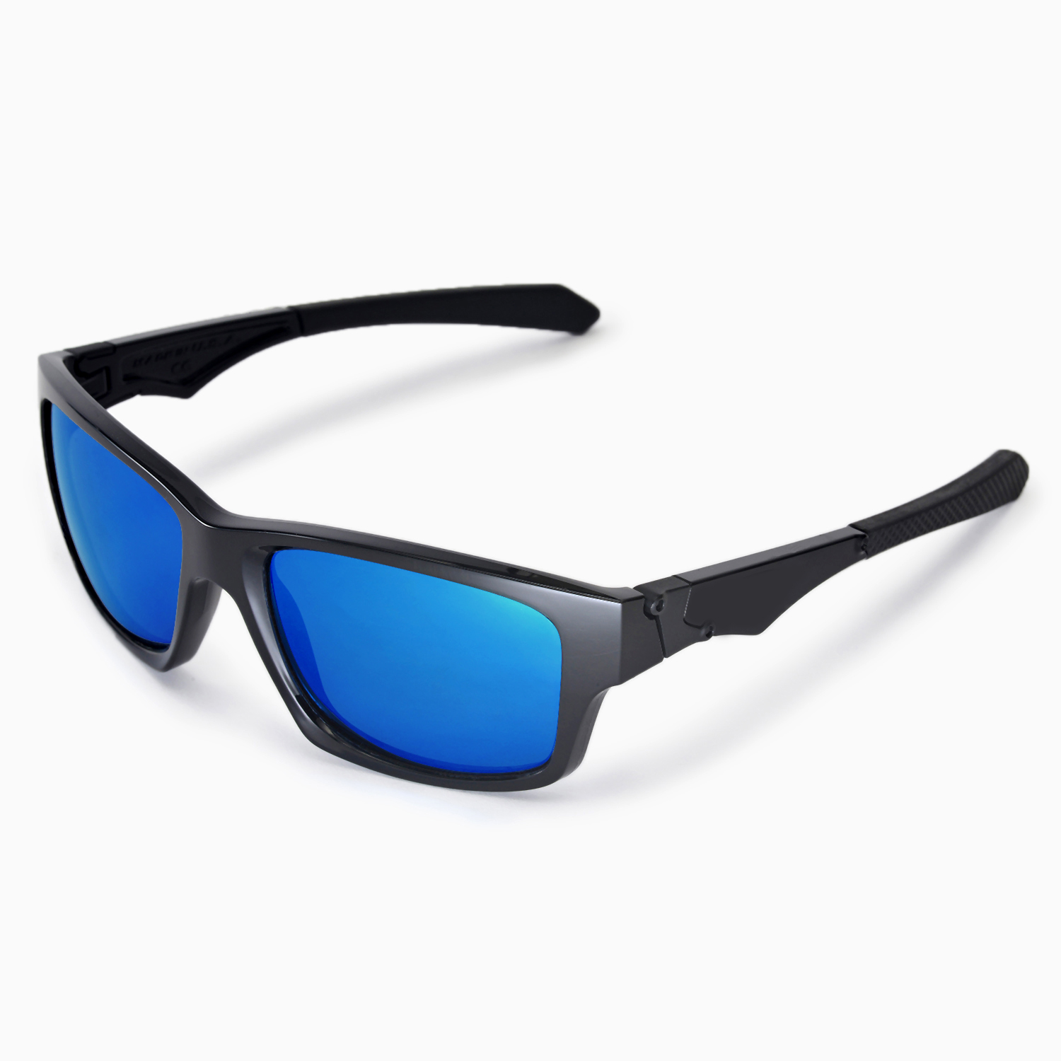 New Walleva Polarized Ice Blue Lenses For Oakley Jupiter Squared