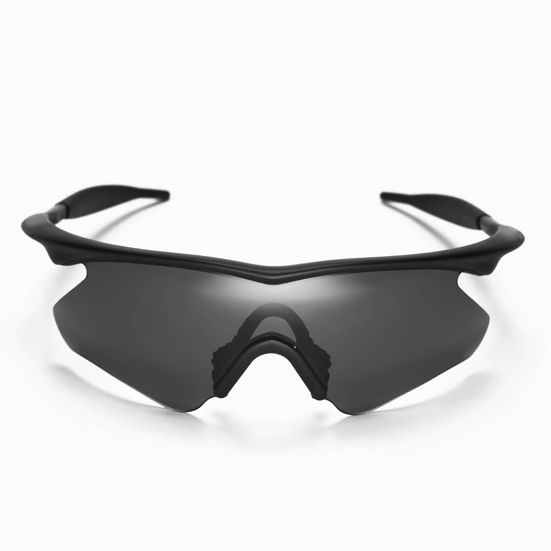 New WL Polarized Black Sunglasses Lenses For Oakley M Frame Heater ...