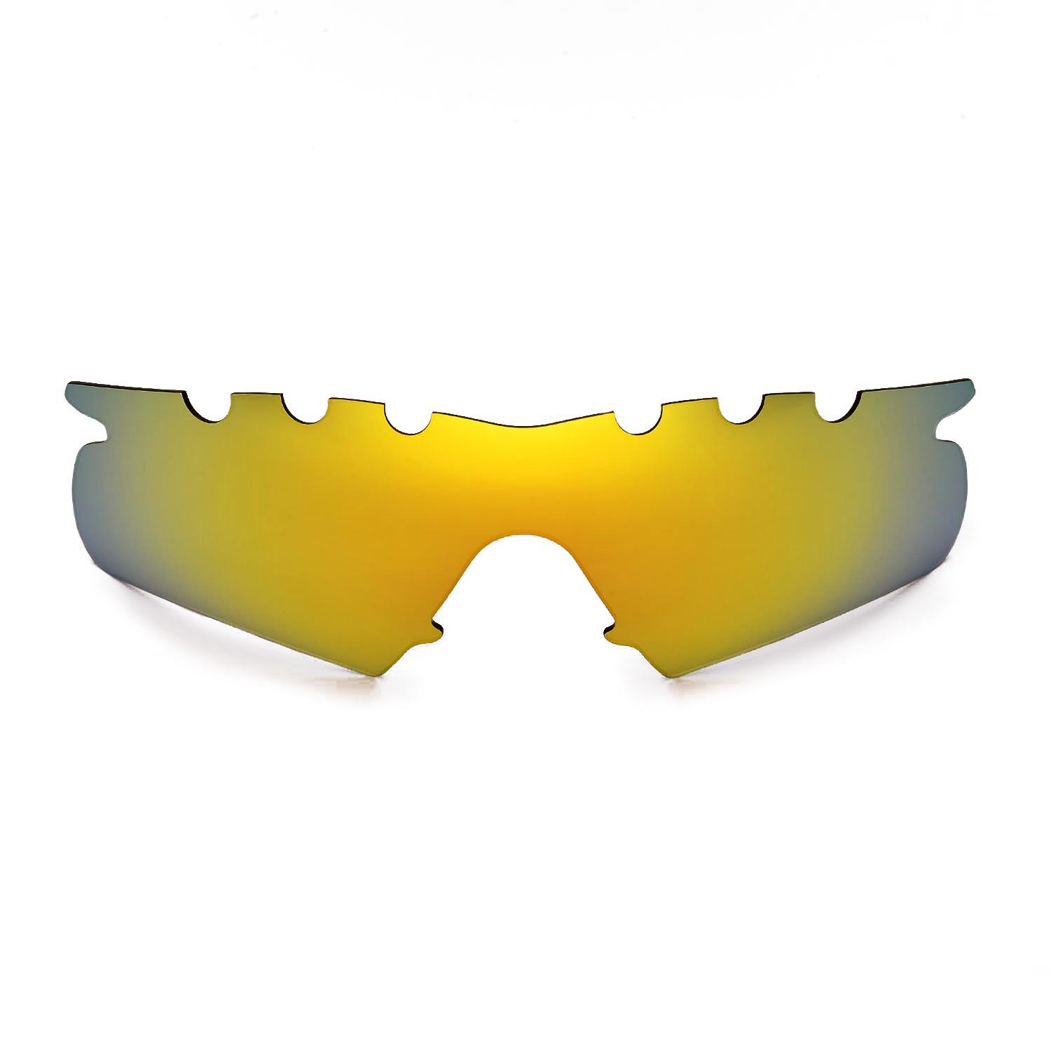 Polarized 24K Gold Vented Replacement+Yellow Earsocks For Oakley M ...