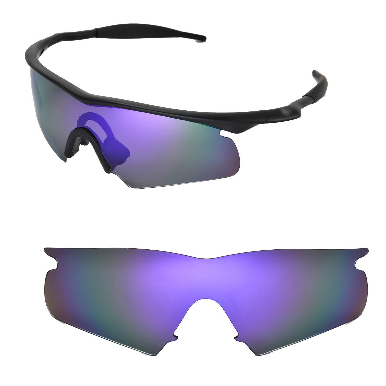 e19c6306c5 Walleva Replacement Lenses For Oakley M Frame Hybrid Sunglasses-multiple  Options Auctions - Buy .