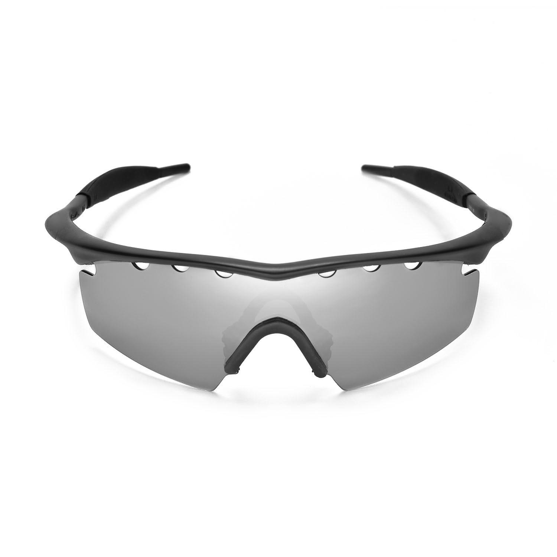 New Wl Polarized Titanium Vented Replacement Lenses For