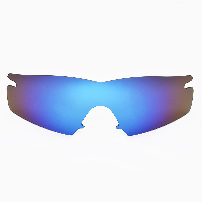 389de582ca1 Walleva Polarized Ice Blue Lenses for Oakley M Frame Strike x1  Walleva  Microfiber Lens Cleaning Cloth x1  New Walleva Black Earsocks For Oakley M  Frame ...