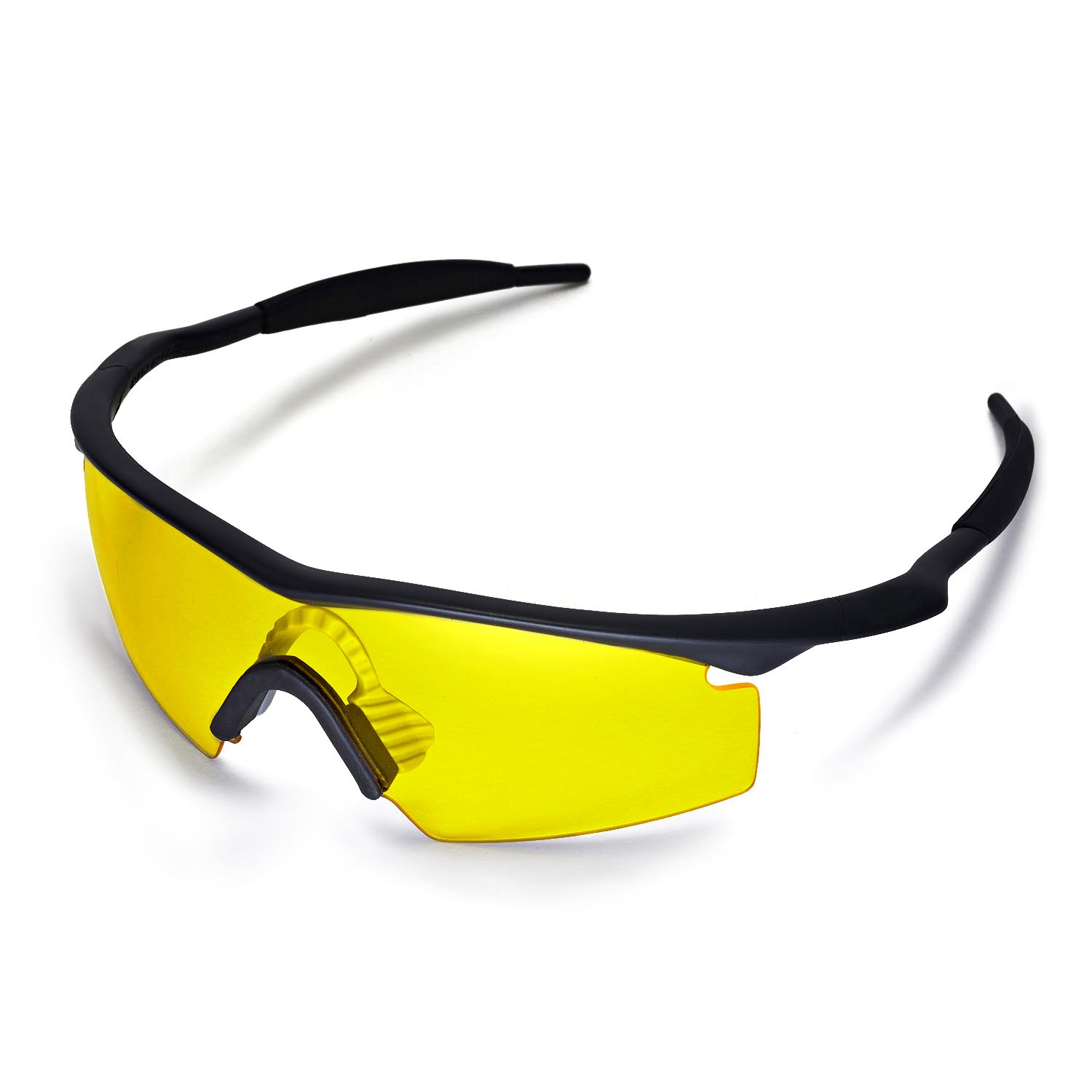 New Walleva Yellow Replacement Lenses For Oakley M Frame