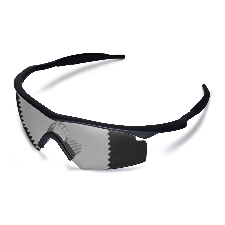 d2068a70fa New Walleva Polarized Transition Photochromic Lenses For Oakley M Frame  Strike