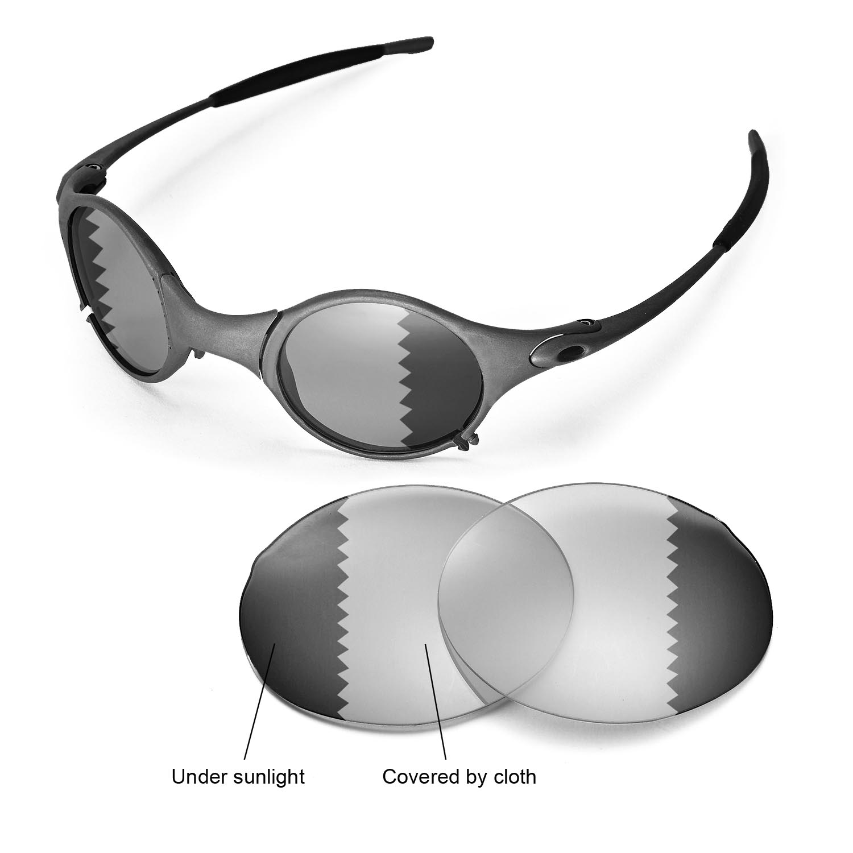 2396f12f62 Walleva Polarized Transition Lenses for Oakley Mars x1  Walleva Microfiber  Lens Cleaning Cloth x1. main image