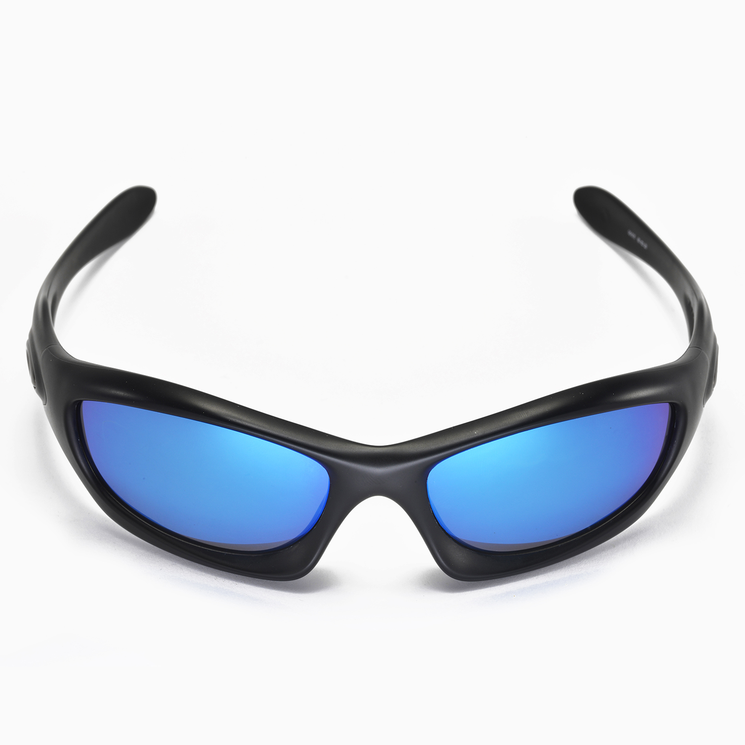9fc4b63c8c New Walleva Ice Blue Replacement Lenses For Oakley Monster Dog ...