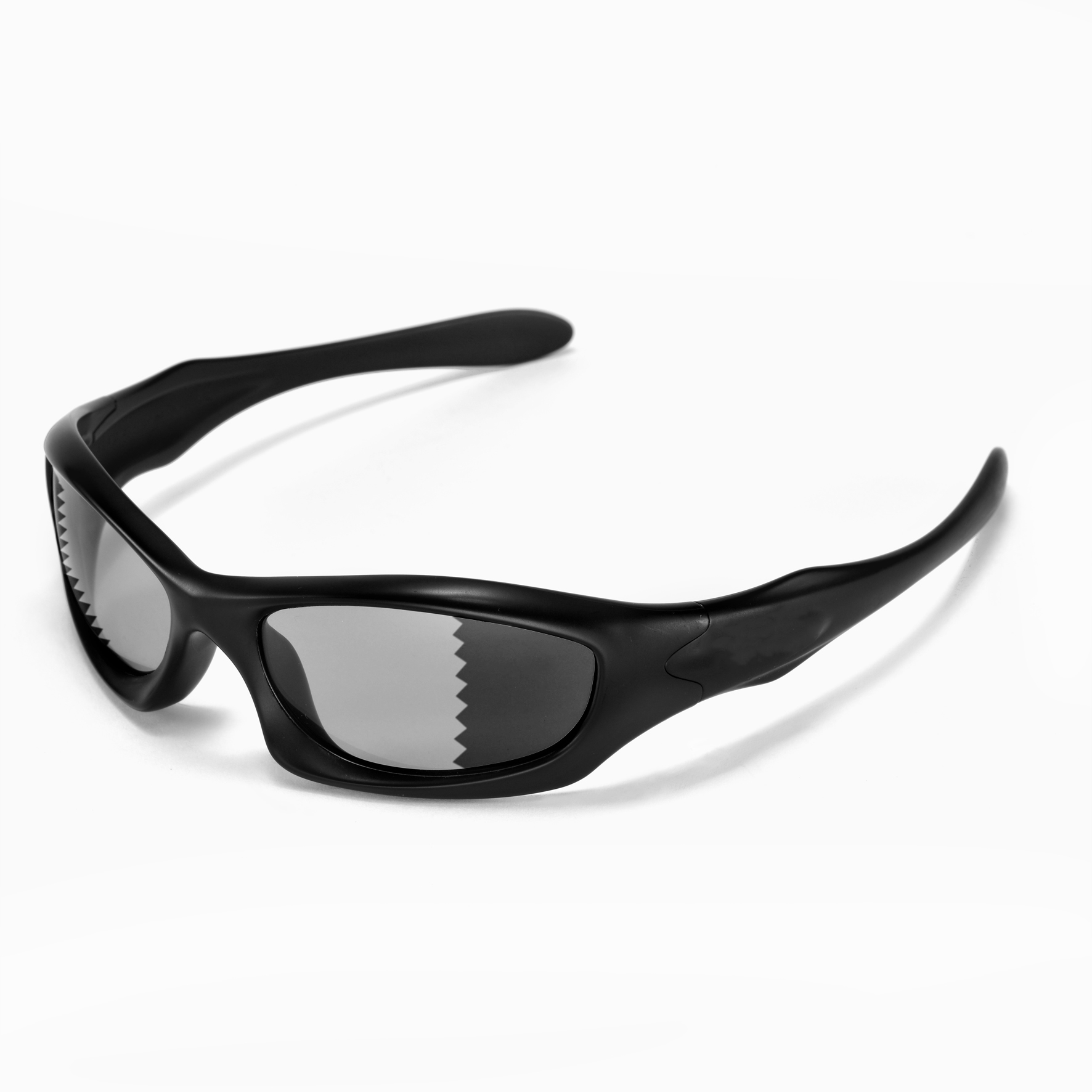 New Walleva Polarized Transition/Photochromic Lenses For Oakley Monster Dog
