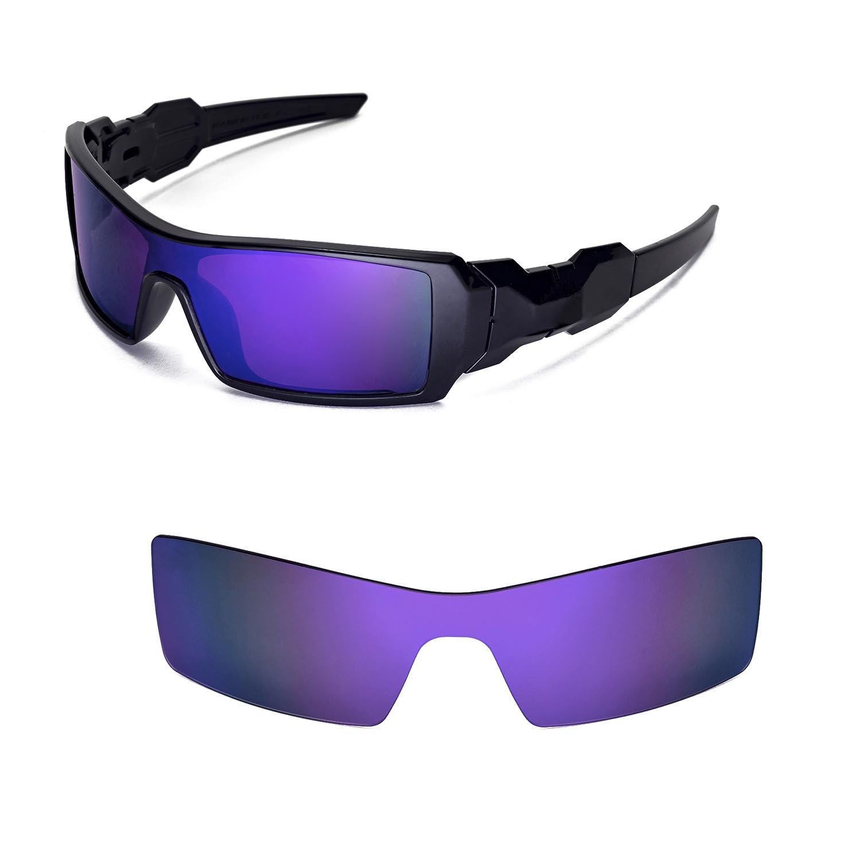 new walleva polarized purple lenses for oakley oil rig 661799386432 rh ebay com