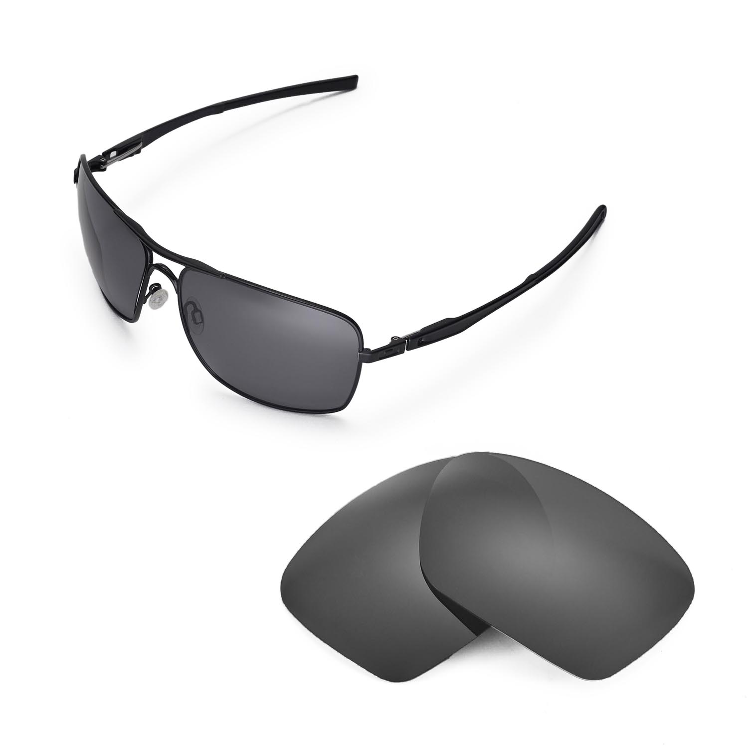 495a903ba0f Oakley Plaintiff Polarized Replacement Lenses