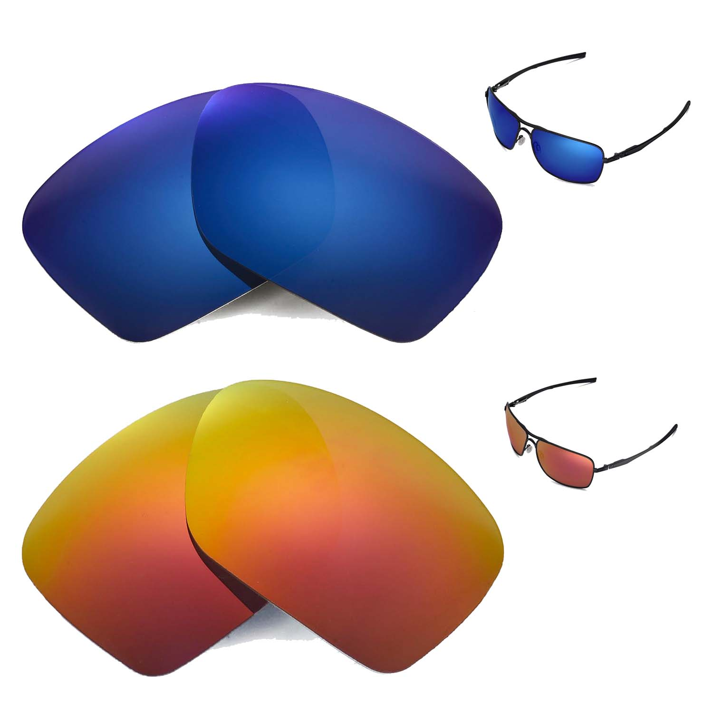 c70d5d007b ... Walleva Polarized Ice Blue Lenses for Oakley Plaintiff Squared x1   Walleva Microfiber Lens Cleaning Cloth x2. main image