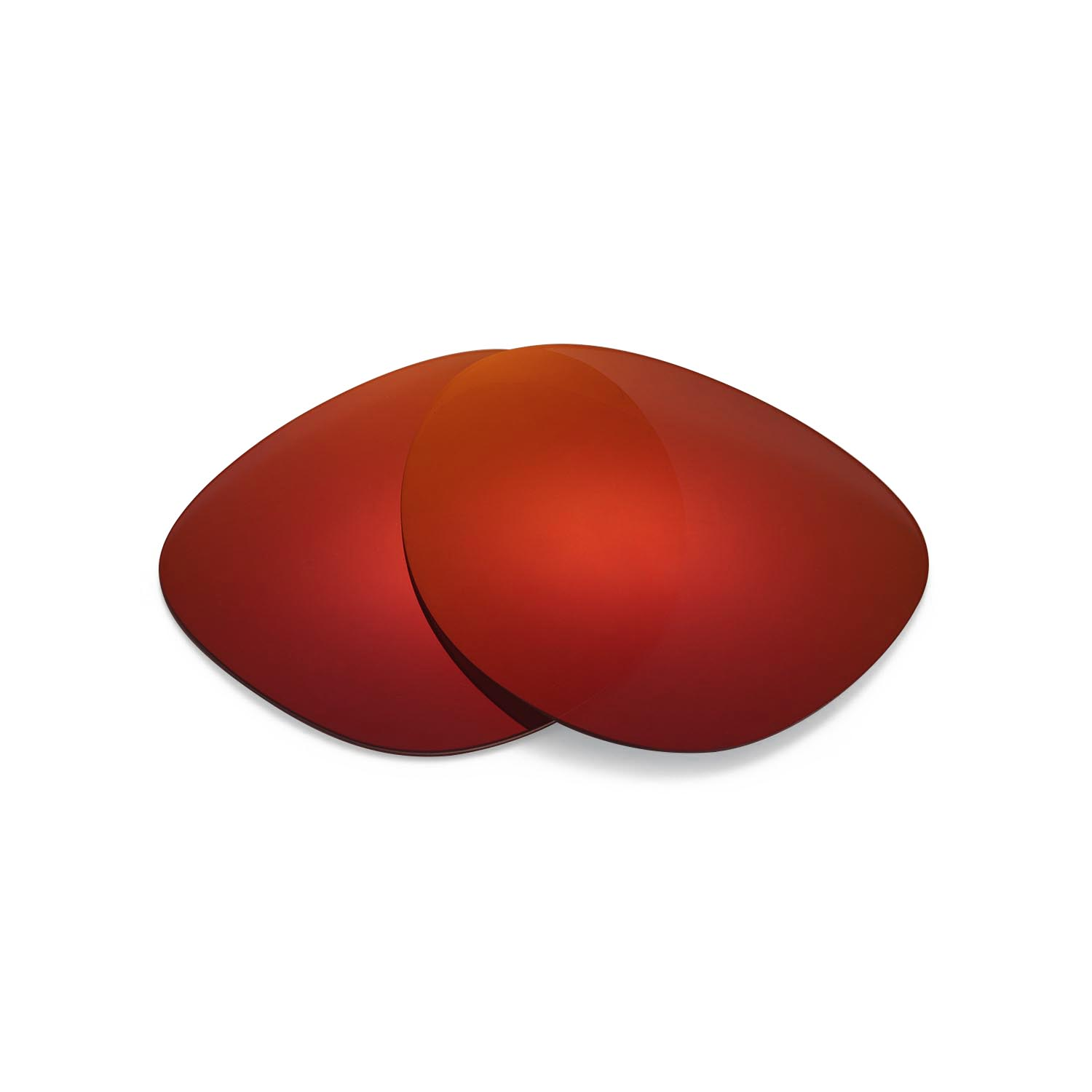 65fdbb96ce5 New Walleva Polarized Fire Red Lenses For Ray-Ban Erika RB4171 54m ...